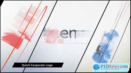 VideoHive Quick Corporate Logo 12625956