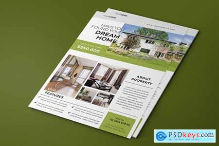 Properties Flyer Template