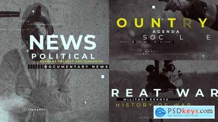 VideoHive Political Opener V3