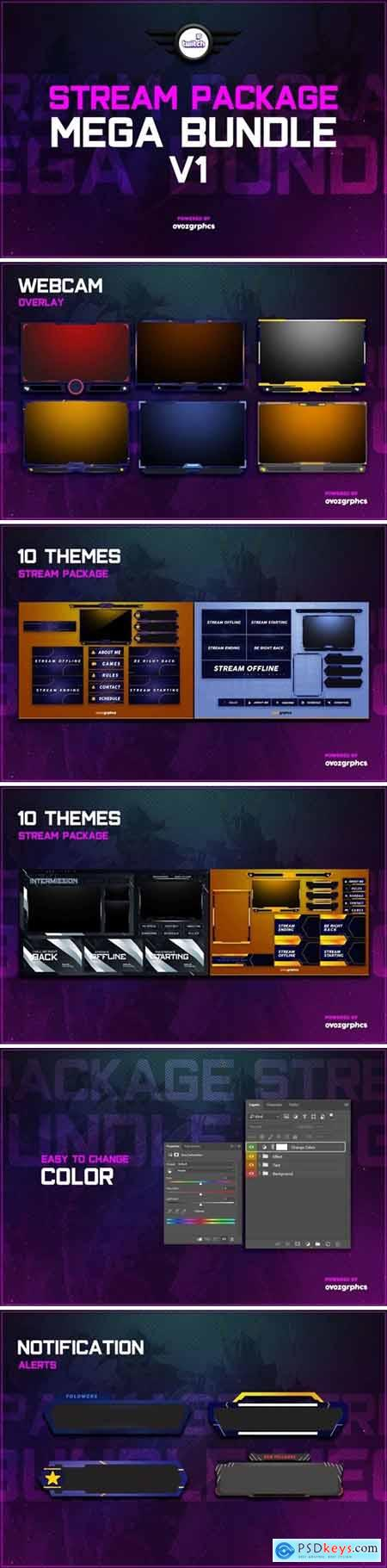 Stream Package Mega Bundle V1 3985842