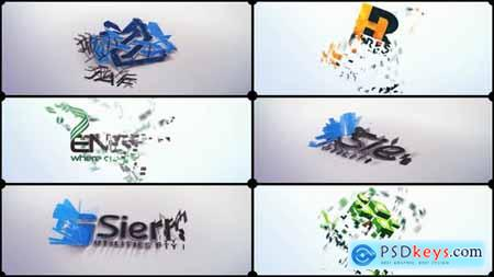 VideoHive Cards Corporate Logo 11432389