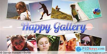 VideoHive Happy Gallery 2801020