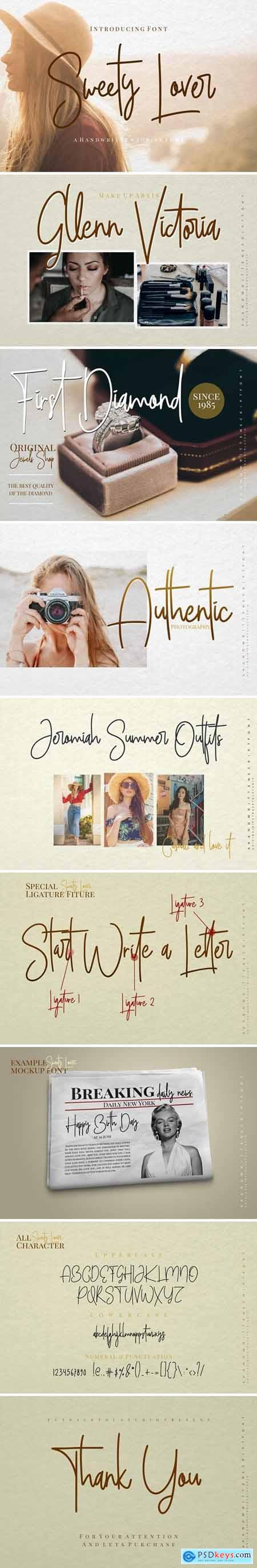 Sweety Lovers – Signature Script 3979843