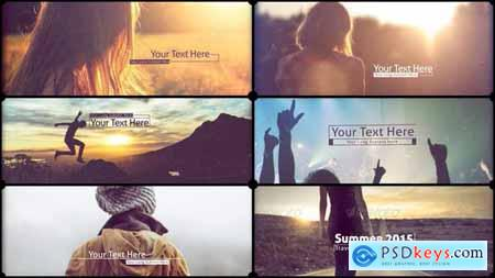 VideoHive Projector Slideshow 12305076