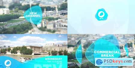 VideoHive Broadcast Slideshow 19448763
