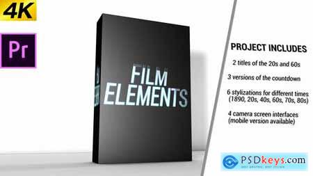 Videohive Movie Element Pack 22994316