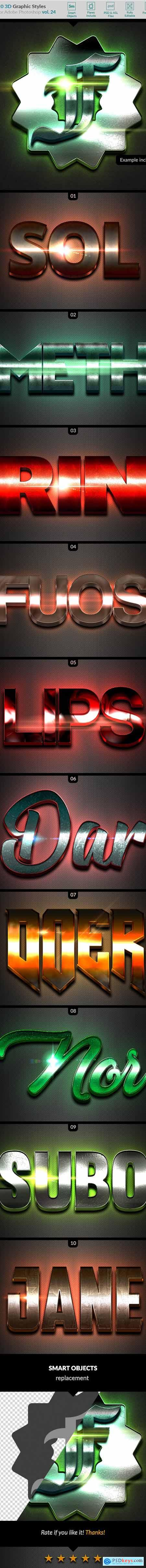 10 3D Styles vol. 24 24141603