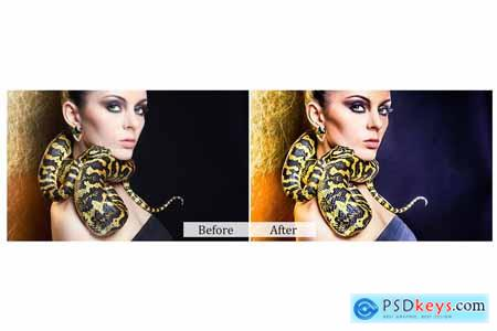 130 HDR Photoshop Actions 3937541
