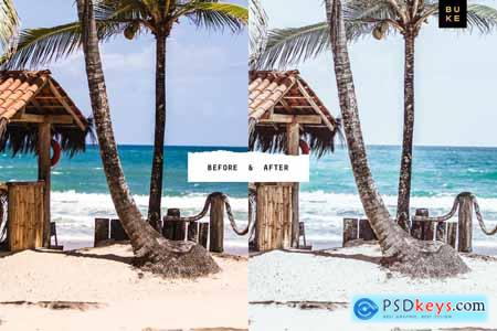 Blanco Blue Lightroom Preset 3979343
