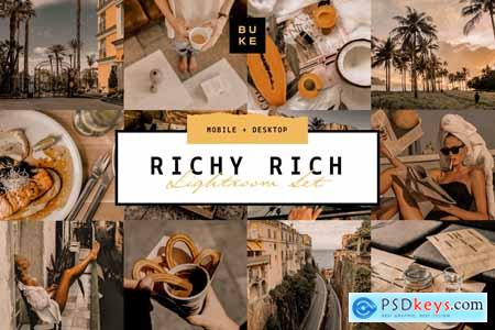 Rich Lightroom Preset 3979018
