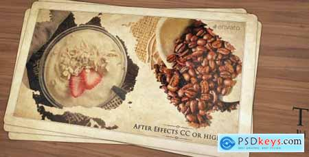 VideoHive The Cards 18985323