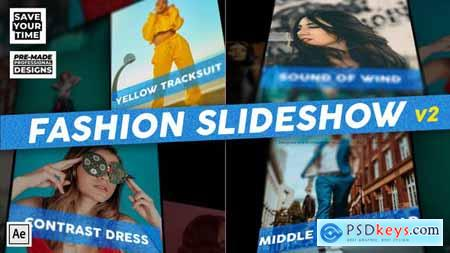 VideoHive Fashion Slideshow 3076999