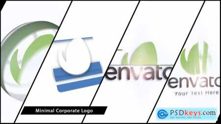 VideoHive Minimal Corporate Logo 10783451