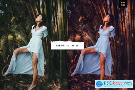 Deep Coral 4 Lightroom Preset Bundle 3957677
