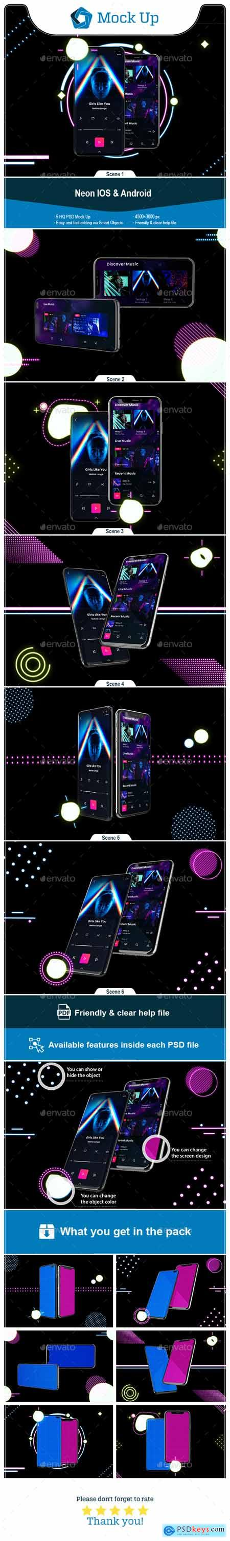 Neon IOS & Android 24271449
