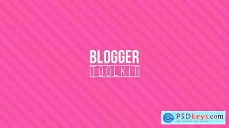 VideoHive Blogger Toolkit 19534587