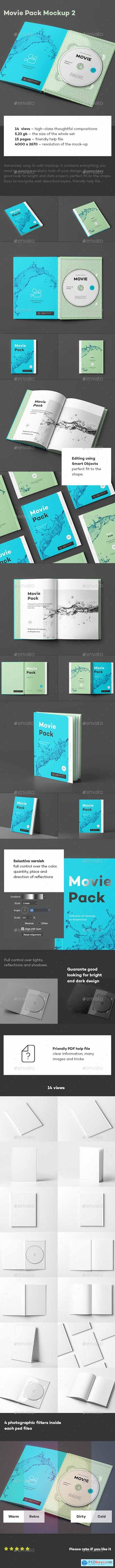 Movie Pack Mock-up 2 24245529