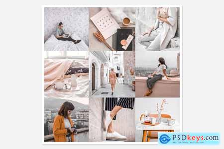 Sorbet Pastel Lightroom Preset 3843663