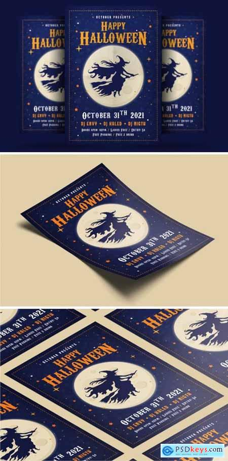 Halloween Event Flyer 1685462