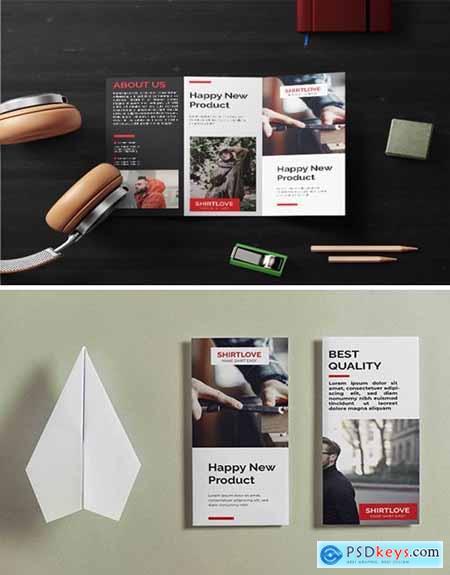 Fashion Tri Fold Brochure 1684615