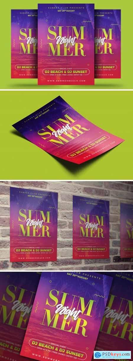 Summer Flyer 1685217
