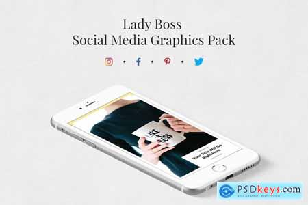 Lady Boss Pack 3984966