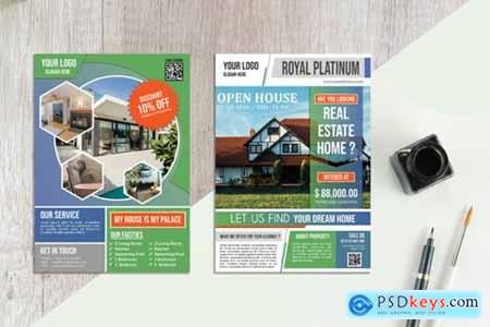 Real Estate Flyer vol.05