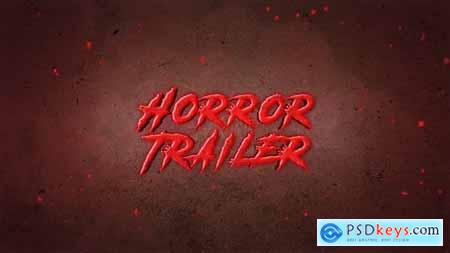 Videohive Horror Trailer 24326580