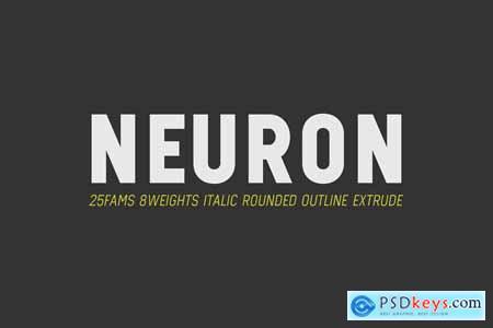 Neuron - Limitless Sans 3997876