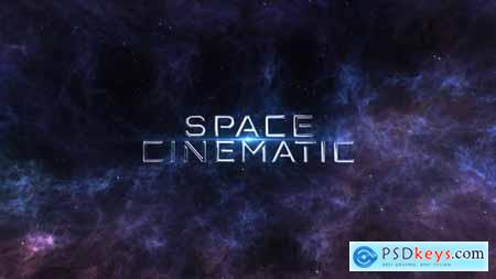 Videohive Space Cinematic Titles 24277162
