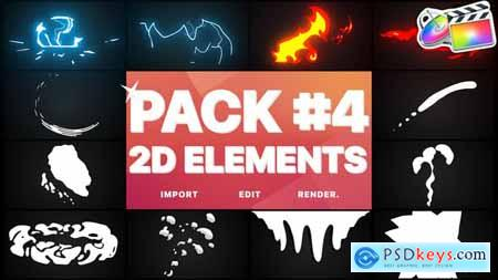 Videohive Flash FX Elements Pack 04 Final Cut