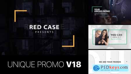 Videohive Unique Promo v18 Corporate Presentation
