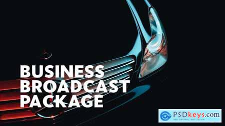 Videohive Business Broadcast Pack Final Cut Pro X