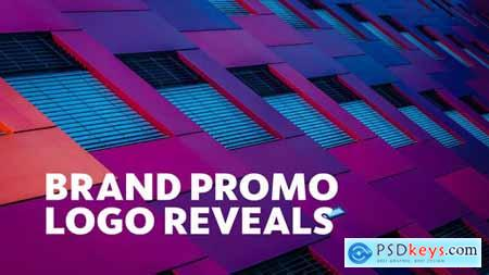 Videohive Brand Promo ID Logo Reveals