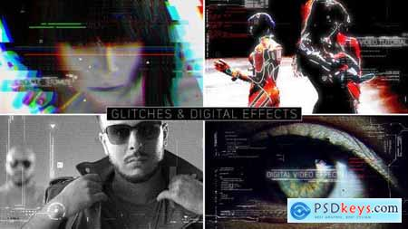 Videohive Digital Video Effects 24145012