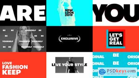 Videohive Ultimate  - Fashion Opener 24240770