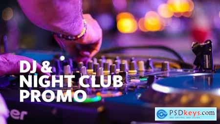 Videohive DJ Night Club Promo 22894984