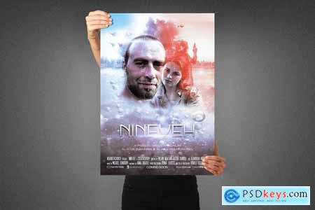 Nineveh Movie Poster Template 3987032