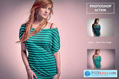 Visual Depth Photoshop Action 3947605