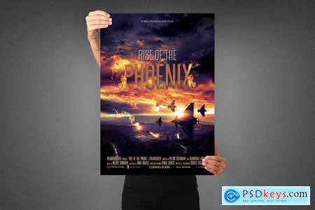 Rise of the Phoenix Movie Poster 3987362