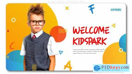 Videohive Kids Park Promotion 24275169
