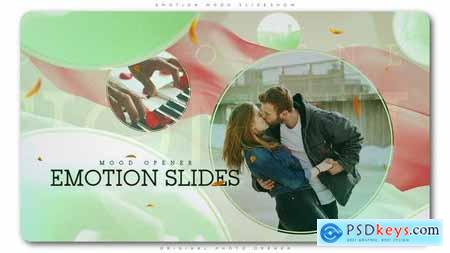 Videohive Emotion Ambient Mood Slideshow 21997553