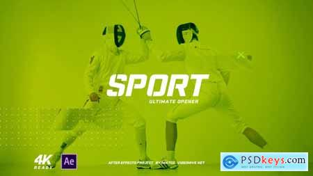 Videohive Ultimate Sports Promo 24365934