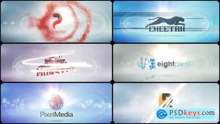 VideoHive Clean Logo V01 Speed Reveals 7894693