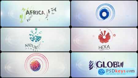 VideoHive Clean Logo V04 Quick Reveals 8430450