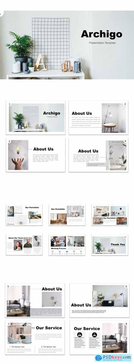Archigo Presentation Templates 1701605