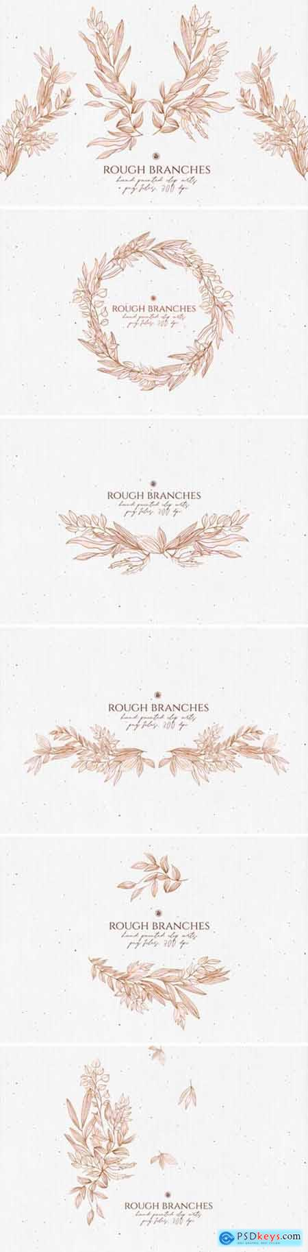 Rough Branches 1700984