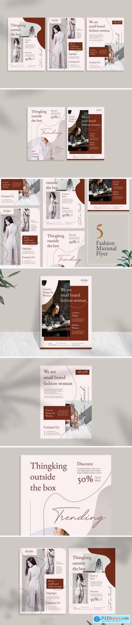 Alvida Flyer Templates 1705821