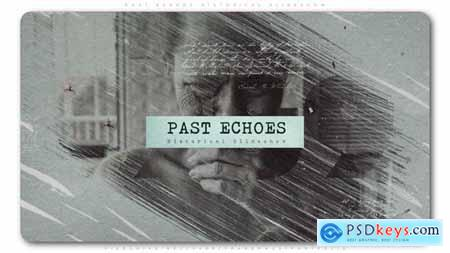 VideoHive Past Echoes Historical Slideshow 23595428