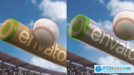 VideoHive Baseball Logo Reveal 22650766